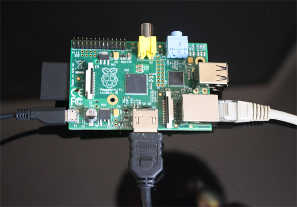 Different Raspberry Pi Connections available
